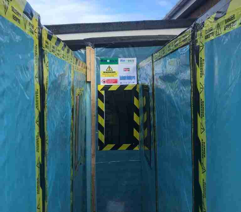 asbestos removal project yorkshire