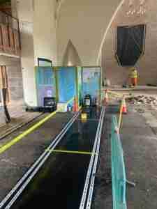 church asbestos removal