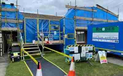 Case Study – South Yorkshire Council Regeneration project