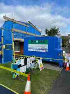asbestos disposal yorkshire